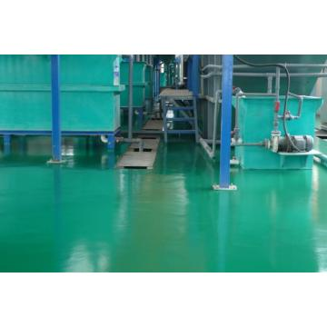 Factory epoxy anti-corrosion floor paint