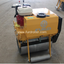 Wholesale Price for Walk-Behind Double Drum Roller,Manual Roller Compactor,Walk Behind Roller Manufacturer in China Walk Behind Single Drum Vibratory Roller supply to Niue Factories