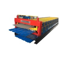 Automatic Double Roll Forming Machine