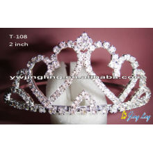 Wholesale Cheap Crystal Tiaras