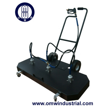 "60"" Wide Triple Swivels Surface Cleaner"