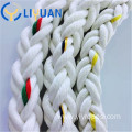 8 strands mooring nylon rope