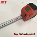 2 IN1 40M Steel Tape Laser Measuring