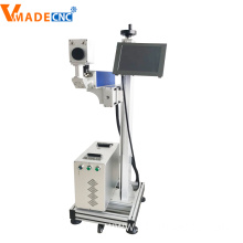 Factory directly sale for Laser Marking Equipment Flying Marking Machine For Production Line supply to China Macau Importers