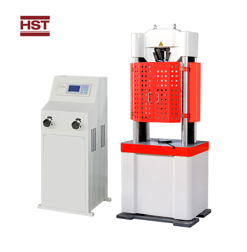 Lab Instrument High Quality Hydraulic Tensile Test Machine