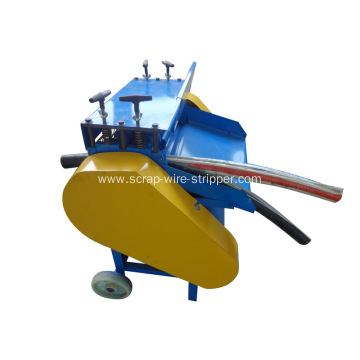 Factory selling for Commercial Cable Cutting Machine automatic scrap wire stripper export to Indonesia Exporter