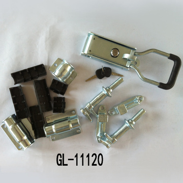 Good Quality for Latch Cam Door Lock Truck & Trailers Door Lock Set export to Cocos (Keeling) Islands Suppliers