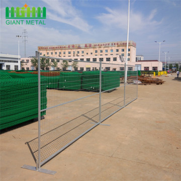 High Standard Galvanized Canada Temporary Fence Panel