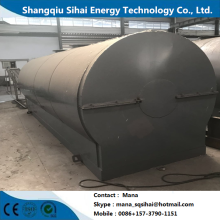 Chinese Professional for Waste Tyre Pyrolysis Oil Distillation Plant Scrap tire oil circulating to diesel distillation equipment export to Syrian Arab Republic Wholesale