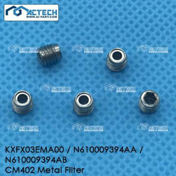 Metal filter for Panasonic CM402 machine