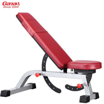 China for Exercise Strength Equipment Professional Workout Equipment Gym Multi Adjustable Bench supply to Spain Factories