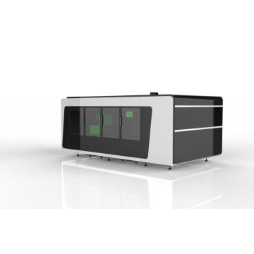 Metal Tube Fiber Laser Cutter Machine
