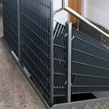 Galvanized Stainless Steel Grid Infill Panel