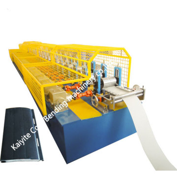 39 42 Aluminum Roll Shutters Slat Forming Machine