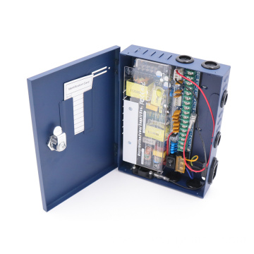 box cctv  Power supply 18 channel Output