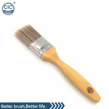 Wholesale custom wooden handlewall cleaning paint brush