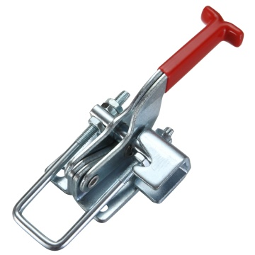 Good Quality for Cam Latches Plastic Cover Cabinet Zinc-coated Steel Handle export to St. Pierre and Miquelon Wholesale