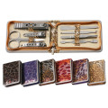 Special Pattern 8 pcs Manicure Grooming Tool