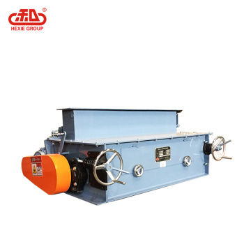 Roller Type Small Poultry Feed Crumble Machine