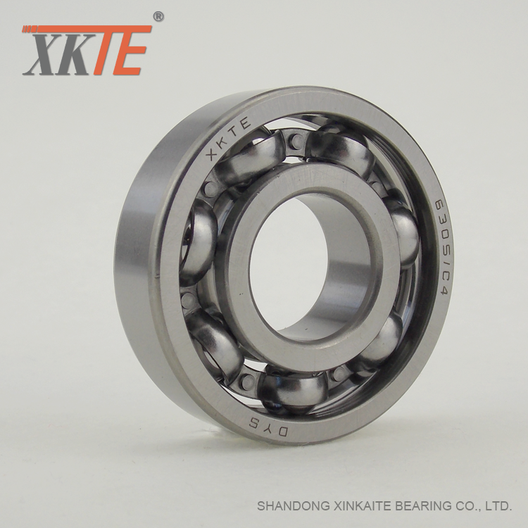 Reinforced Cage Bearing For Sand Conveyor Idler Parts
