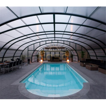 Hexagon Swimming Pool Cover Lowe Patio Enclosure