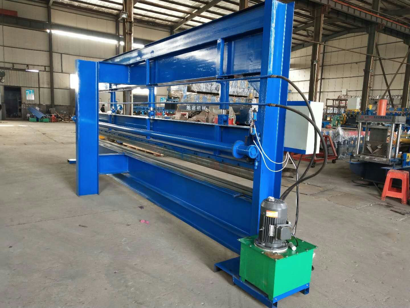 bending roll forming machine