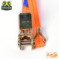 Wholesale Truck Tie Down Ratchet Cargo Straps Retractable Strap