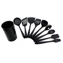 Professional for Silicone Kitchen Utensils Set Silicone Heat Resistant Kitchen Cooking Utensil Tool Set export to Poland Supplier