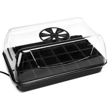 Wetterproof PVC Heated Seedling Propagation Boxes