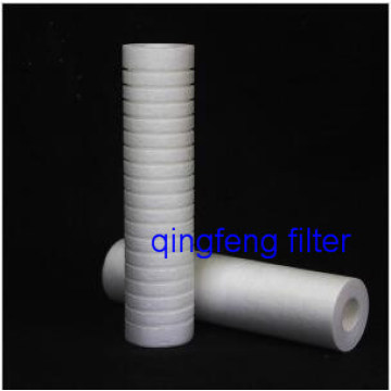 0.22um Pes Pleated Filter Cartridge For Water Filtration