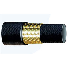 1-layer Steel Wire Braided Rubber Tube