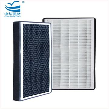 High definition Cheap Price for Replacement Hepa Filter Replacement hvac pleated air filters wholesale supply to India Manufacturer