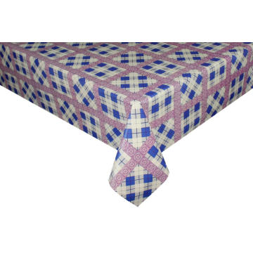 Easter Elegant Tablecloth with Non woven backing