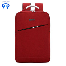 Solid color business backpack Oxford