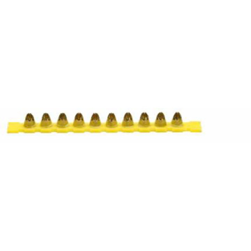 .27 Caliber Plastic 10-Shot Short Strip Loads