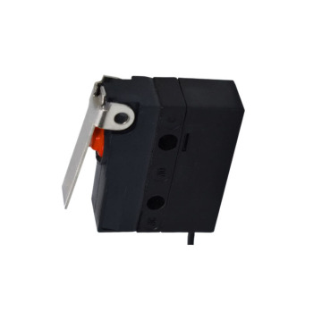 IP67 Waterproof Long Life Subminiature Micro Switches
