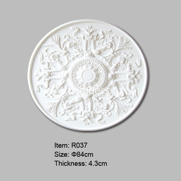 Round Decorative Ceiling Medallions
