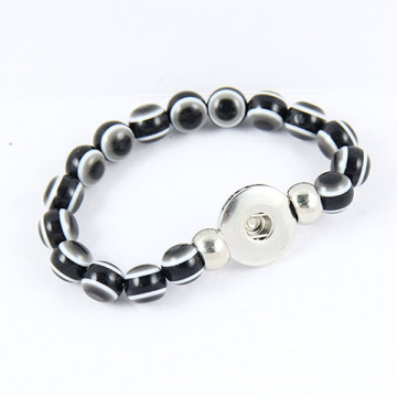 China for China Supplier of Noosa Snap Bracelet , Noosa Snap Charm Bracelet , Noosa Jewelry Noosa Evil Eyes Beads Bracelet Noosa Chunks Wholesale export to Brunei Darussalam Factory