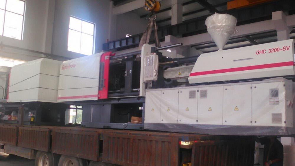 3200 KN Servo Plastic Injection Mould Machine