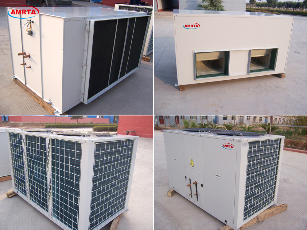 Unitary Duct Split Top Discharge Condensing Unit