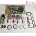 SHIBAURA engine parts piston N844T piston ring