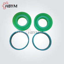 Zoomlion Concrete Pump Spare Parts Rubber Piston Seal