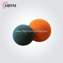 Cleaning Concrete Ball DN100 Medium or Soft