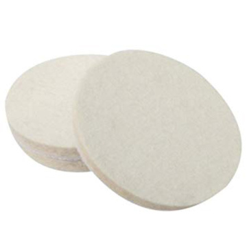 3mm High quality Polished Wool felt