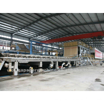Fourdrinier Paper Making Machine For Test Liner