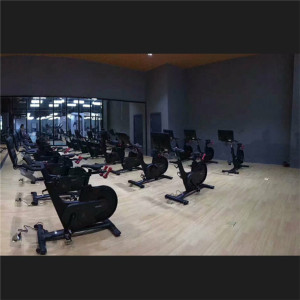 Easy Installation PVC Gym Room Flooring
