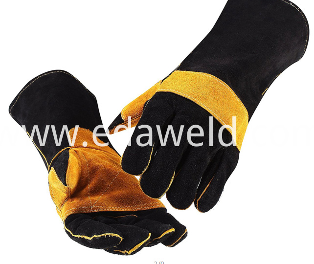 Tig Welding Leather Welding Gloves
