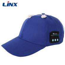 Sukan luar Bluetooth Cap Wireless Hat Earphone