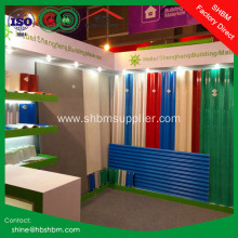 Anti-shock Mgo Insulation Roofing Sheet