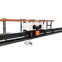 Rebar bending center /vertical rebar double bender
